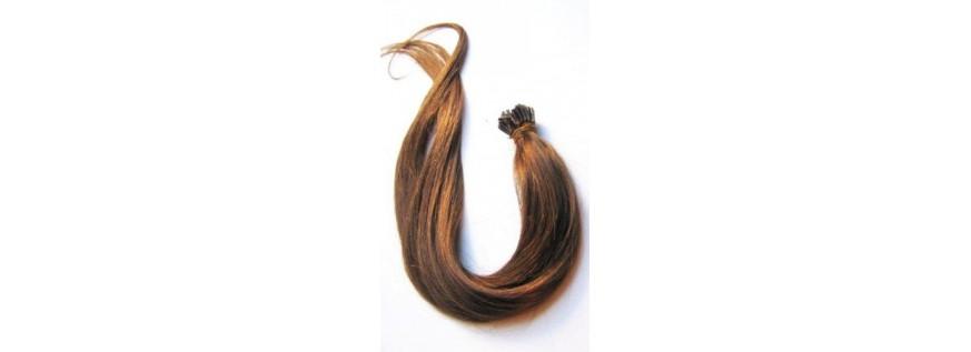 תוספות שיער חרוזים (קצה מקל)