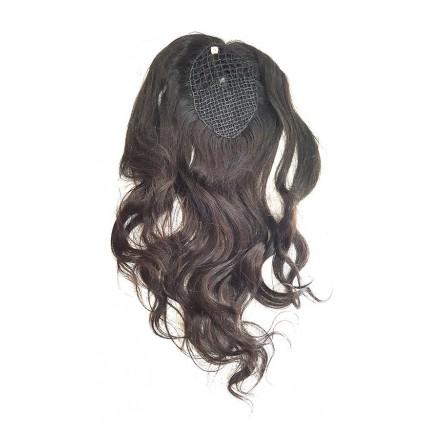 תוספות שיער - מילוי פדחת דלילה, רשת שיער
